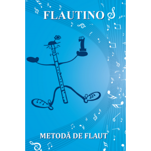 Flautino. Metodă de flaut